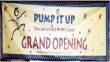 Pump It Up! Grand Re-Opening